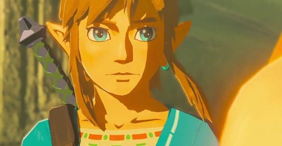 Histoire de Zelda Breath of the Wild