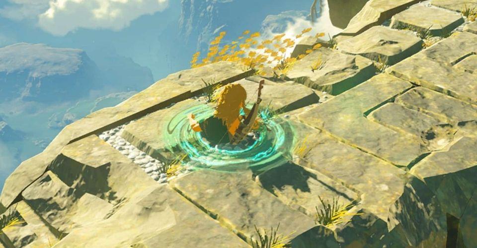Zelda Breath of the Wild 2 trailer