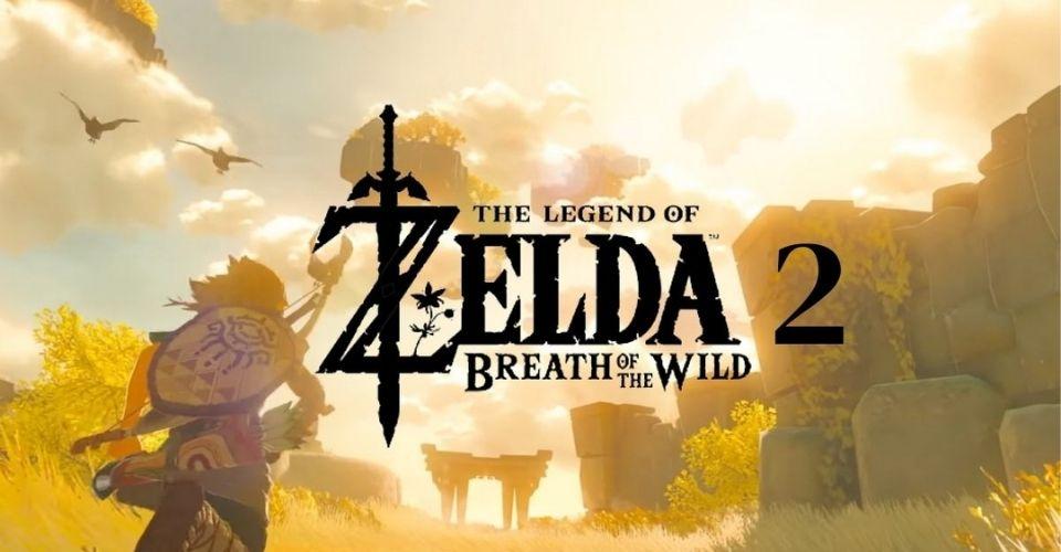 Zelda breath of the wild 2 date de sortie